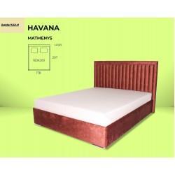 Miegamojo lova Havana