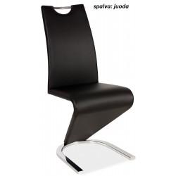 Kėdė  H-090 koja chromas